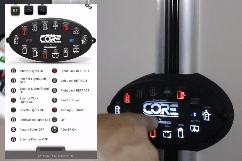 CORE PRO – Bluetooth Control 1500×1000