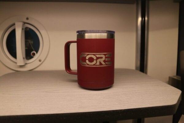 Maroon Mug